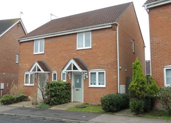 Thumbnail 2 bed semi-detached house to rent in Rosemary Way, Downham Market