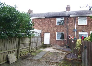Thumbnail 2 bed terraced house for sale in Hedgefield View, Dudley, Cramlington