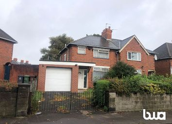 Thumbnail 3 bed semi-detached house for sale in 53 Forest Avenue, Walsall