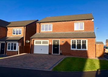 Thumbnail 3 bed detached house for sale in Holt Close, Acklam, Middlesbrough