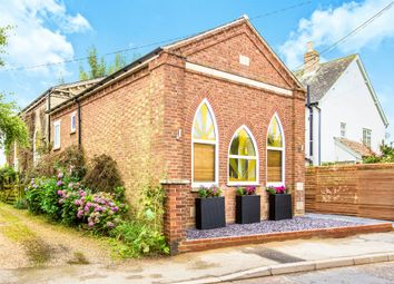 Thumbnail 4 bed detached house for sale in High Street, Offord D'arcy, St. Neots