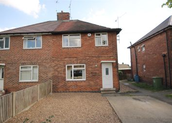 Thumbnail 2 bed semi-detached house for sale in Fern Avenue, Staveley, Chesterfield