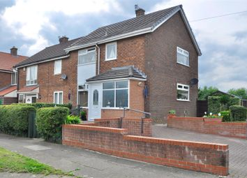 Thumbnail 2 bed semi-detached house for sale in Awburn Road, Hyde