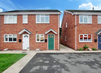 Thumbnail 2 bedroom semi-detached house for sale in Summers Mews, Studley