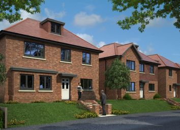 Thumbnail 4 bed detached house for sale in Gore Lane, Eastry, Sandwich
