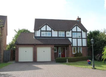 Thumbnail 4 bed detached house to rent in Sovereign Chase, Staunton, Gloucester
