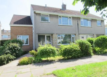 Thumbnail 4 bedroom semi-detached house for sale in Cae Bach Close, Michaelston-Super-Ely, Cardiff