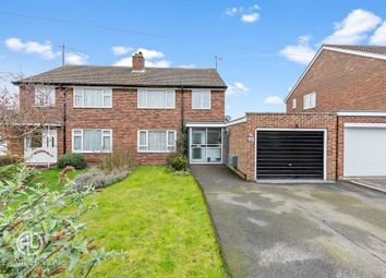 Thumbnail 3 bed semi-detached house for sale in Alexander Rd, Stotfold