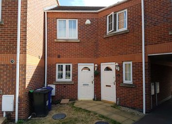 Thumbnail 3 bed terraced house to rent in Grants Yard, Burton-On-Trent