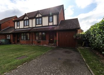 Thumbnail 3 bed semi-detached house for sale in Churchfields, Shoeburyness, Southend-On-Sea