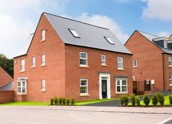 "Thumbnail 5 bedroom detached house for sale in ""Morecroft"" at Bodington Way, Leeds"