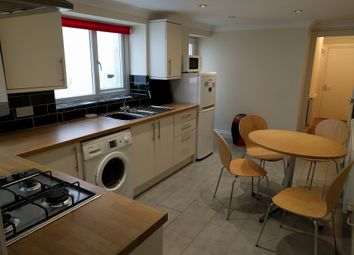 Thumbnail 1 bed flat to rent in Cradock Street, Swansea