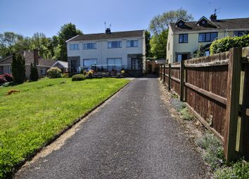 Thumbnail 3 bed semi-detached house for sale in High Trees Road, Gilwern, Abergavenny