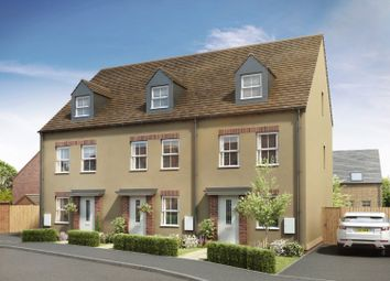 "Thumbnail 4 bed terraced house for sale in ""Kingsville"" at Wheatley Close, Banbury"