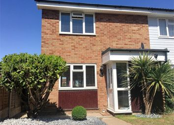 Thumbnail 2 bed end terrace house for sale in Old Mead, Southend-On-Sea, Essex