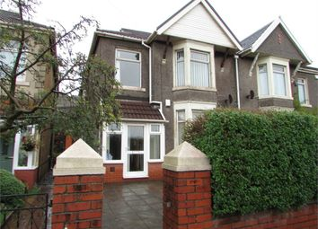 Thumbnail 5 bed semi-detached house for sale in Park View, Taibach, Port Talbot, West Glamorgan