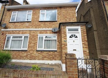 Thumbnail 3 bed flat to rent in Revelon Road, London