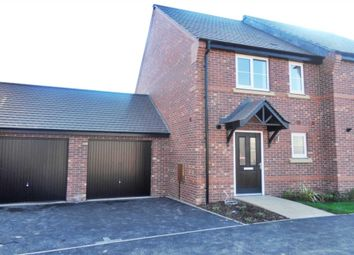 Thumbnail 2 bed semi-detached house to rent in Rykneld Road, Littleover, Derby