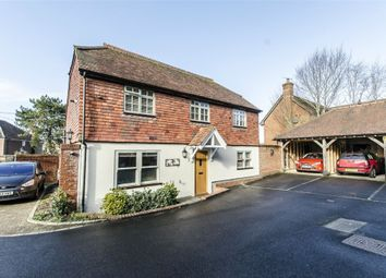 Thumbnail 3 bed detached house for sale in Aisling Court, Botley Road, Fair Oak, Eastleigh, Hampshire
