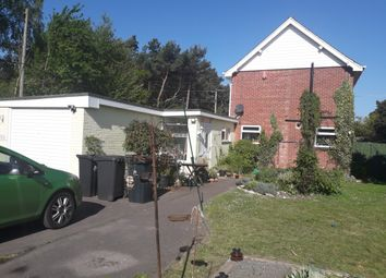 Thumbnail 2 bed detached house for sale in Station Road Holton Heath, Poole