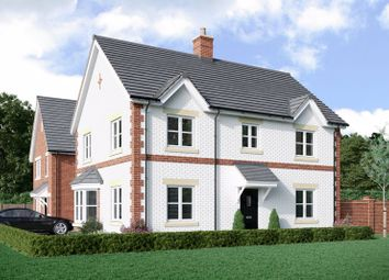 Thumbnail 4 bed detached house for sale in Chiltern Close, Chalgrove, Oxford