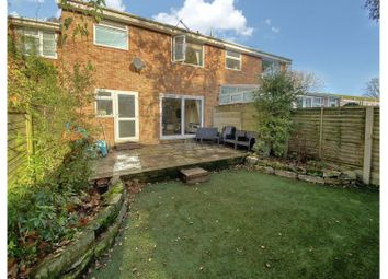 Thumbnail 3 bed terraced house for sale in Summerfield Close, Christchurch