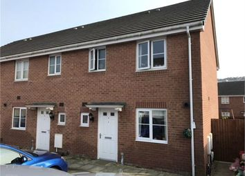 Thumbnail 3 bed end terrace house for sale in Roderick Close, Townhill, Swansea, West Glamorgan