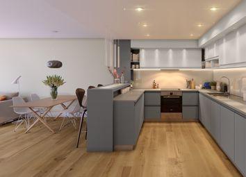 Spurhouse, 4-14 Spurtowe Terrace, Hackney Downs, London E8. 1 bed flat for sale