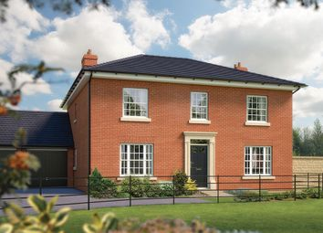 "Thumbnail 5 bed property for sale in ""The Winchester"" at Towcester Road, Silverstone, Towcester"