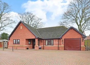 Thumbnail 4 bed bungalow for sale in Gables Close, Holmewood, Chesterfield