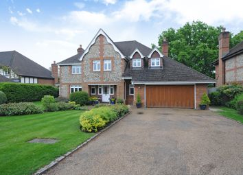 Thumbnail 5 bedroom detached house to rent in Foxborough Court, Maidenhead, Berkshire