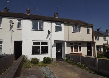 Thumbnail 2 bedroom terraced house for sale in Swarkestone Drive, Littleover, Derby, Derbyshire