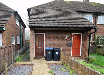 2 bed maisonette to rent in Ferney Road, Byfleet, Surrey KT14