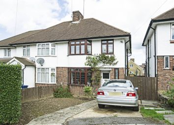 Thumbnail 3 bed semi-detached house for sale in Selborne Gardens, Hendon