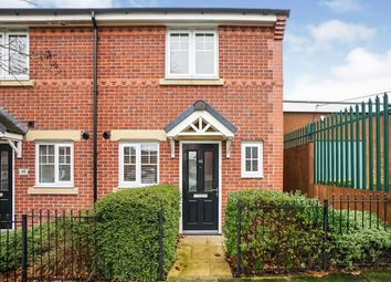Thumbnail 2 bed end terrace house for sale in Hospital Road, Pendlebury, Swinton, Manchester