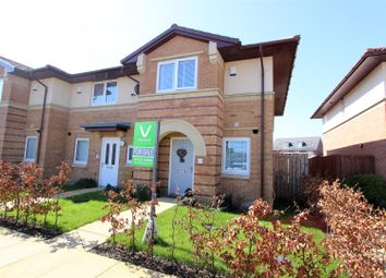 Thumbnail 2 bed end terrace house for sale in John Fowler Way, Darlington