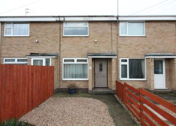 Thumbnail 2 bed terraced house for sale in Nairn Close, Hull