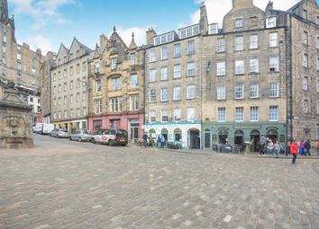 Thumbnail 2 bed flat for sale in Edmonstones Close, Edinburgh