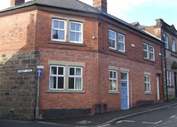 Thumbnail 2 bed flat to rent in King Street, Duffield, Belper