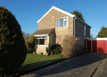 Thumbnail 3 bed detached house for sale in Freeborn Close, Kidlington