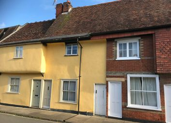 Thumbnail 2 bed terraced house for sale in Stowupland Street, Stowmarket