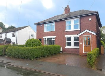 Thumbnail 2 bed semi-detached house for sale in Smithy Brow, Croft, Warrington, Cheshire