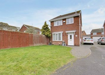 Thumbnail 3 bed detached house for sale in Larch Drive, Thorngumbald, Hull