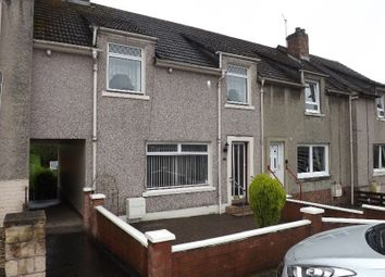 Thumbnail 3 bed terraced house for sale in Leven Quadrant, Airdrie, North Lanarkshire