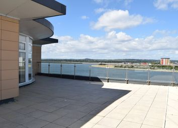 Thumbnail 2 bed flat for sale in Lifeboat Quay, Poole
