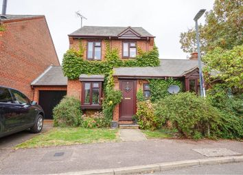 Thumbnail 3 bed link-detached house for sale in Damask Green Road, Weston, Hitchin