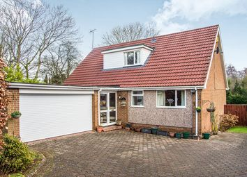 Thumbnail 4 bed detached house for sale in Brooklands, Darras Hall, Ponteland, Newcastle Upon Tyne