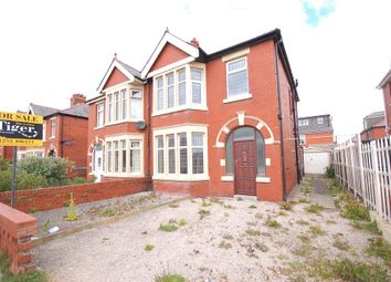 Thumbnail 4 bedroom semi-detached house for sale in St. Martins Road, Blackpool