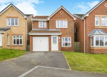 Thumbnail 3 bedroom detached house for sale in Cinnamon Drive, Trimdon Station