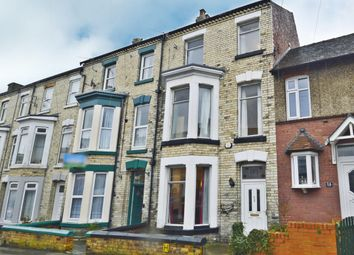 Thumbnail 5 bed terraced house for sale in Londesborough Road, Scarborough